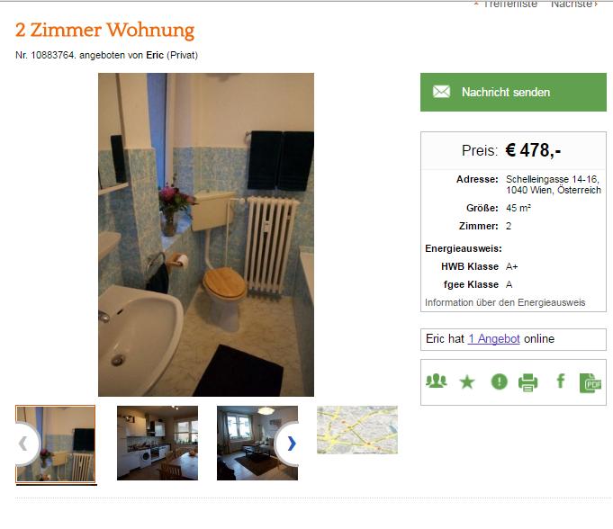 Wohnungsbetrug.blogspot.com: Ericmuench@gmx.at 2 Zimmer