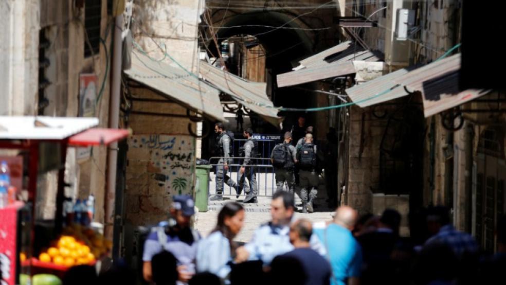 Image result for jordanian shot dead by israeli police