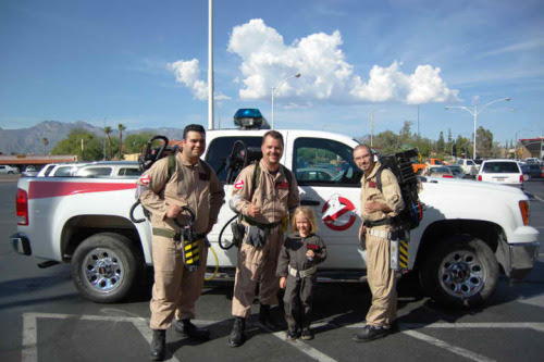 Our Charity organization aka The Arizona Ghostbusters (firehouse 520 chapter) Helping raise awareness for various charities in our own unique way.