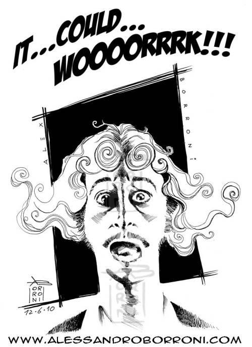It... could... wooooork!!! by Alessandro Borroni