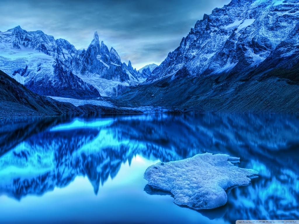 Cold Landscape Ultra HD Desktop Background Wallpaper for ...