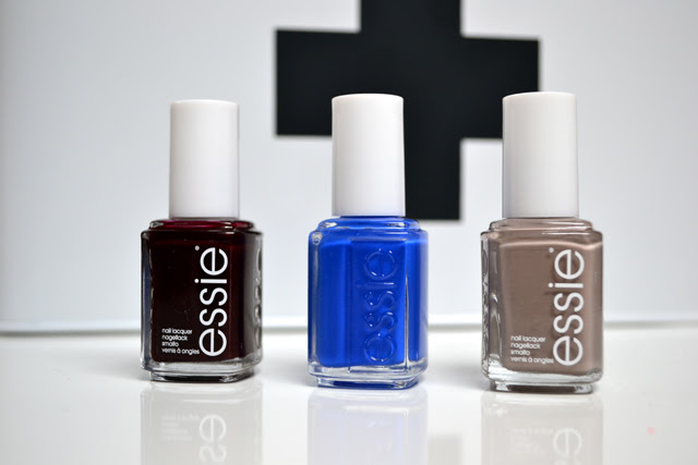 essie nail polish skirting the issue bouncer it's me miss fancy pants new in fashion blogger turn it inside out belgium inspiration shopping
