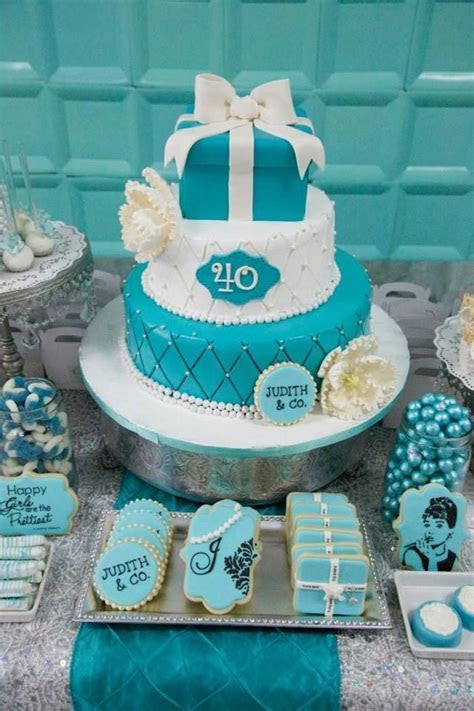 47 best images about Party Theme   Tiffany & Co. on