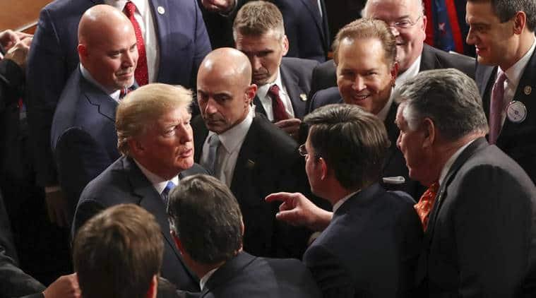 United States Economic Surrender, US Economic Surrender, Donald Trump, US President Donald Trump, World News, Latest World News, Indian Express, Indian Express News