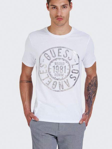 T-Shirt Classique Avec Logo