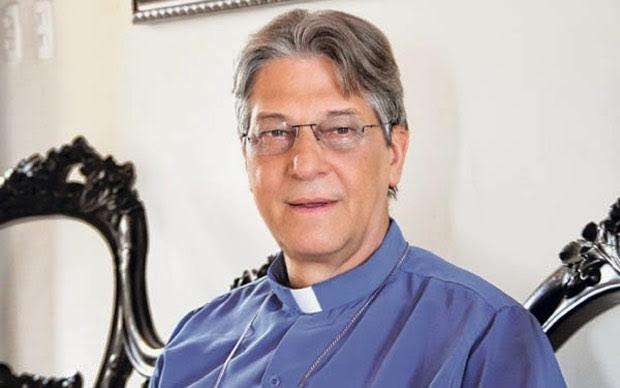 O ex-arcebispo da Paraíba Aldo Pagotto, que renunciou ao cargo