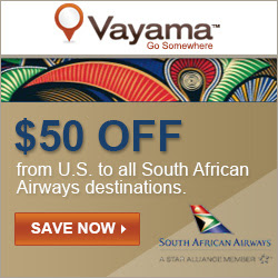 Save more with Vayama international flights search