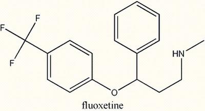 Resultado de imagem para fluoxetina