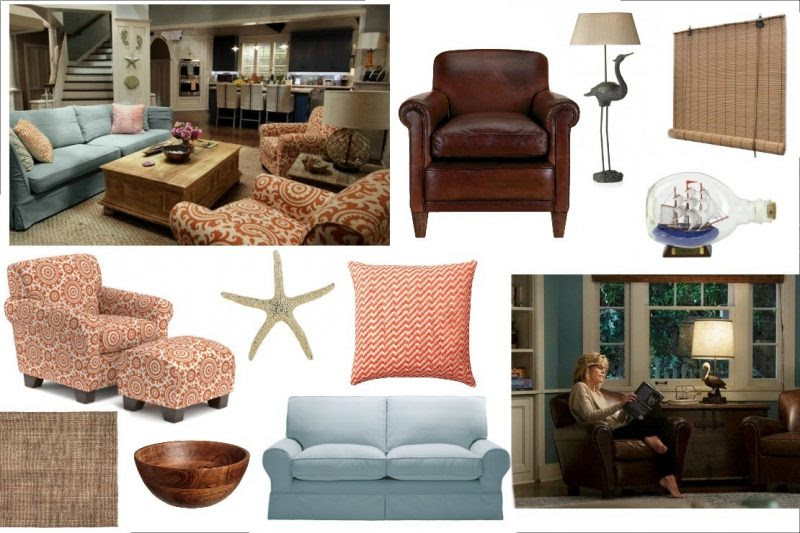 Get The Look The Beach House In Grace Frankie V I Buys