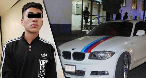 """Tras balacera, detienen al hijo de """"El Ojos"""" en CDMX"""