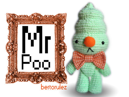 Mr Poo el señor caca!