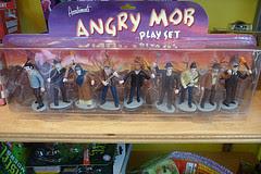 Angry Mob Play Set