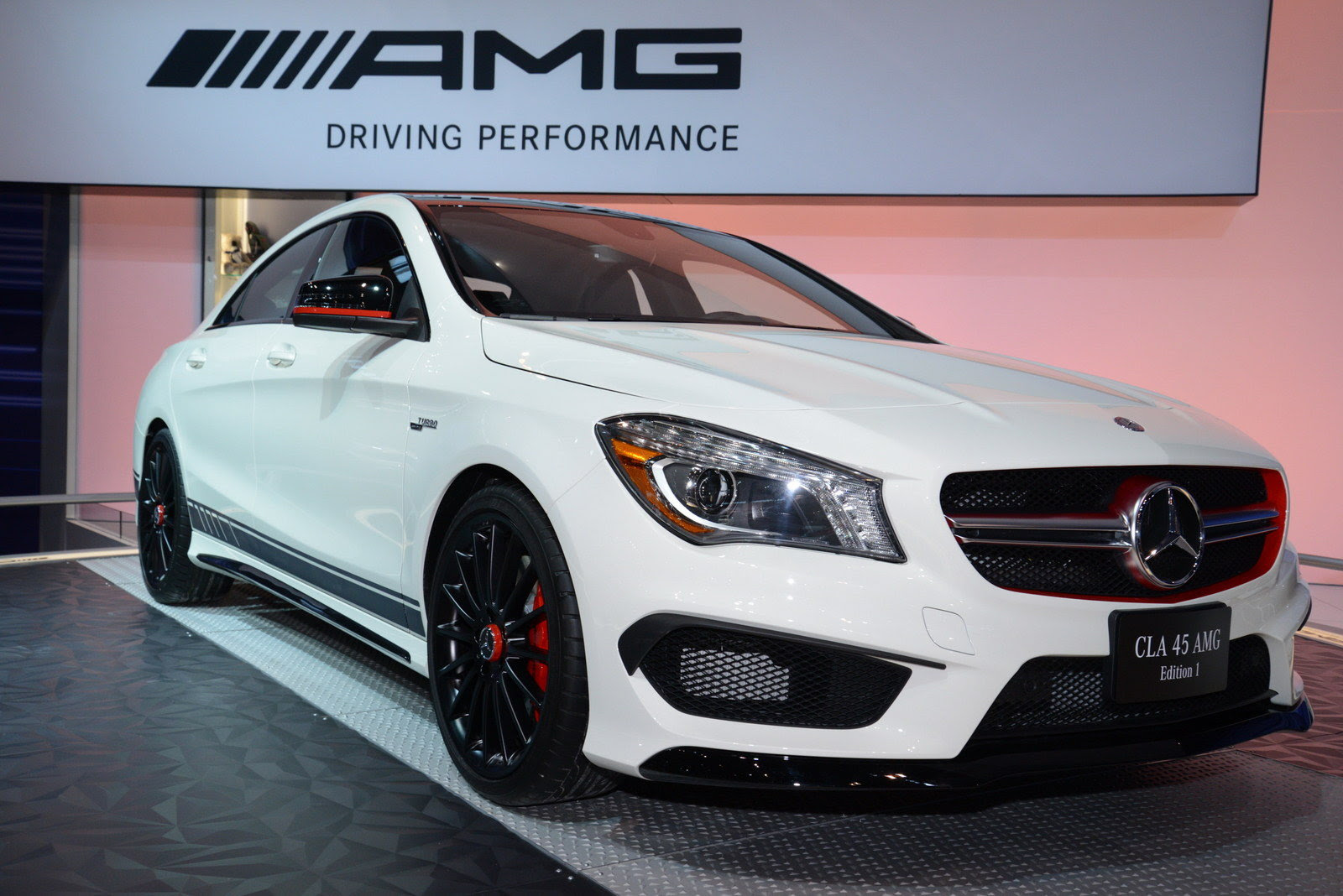 2014 Mercedes CLA 45 AMG - Picture 541291 | car review ...