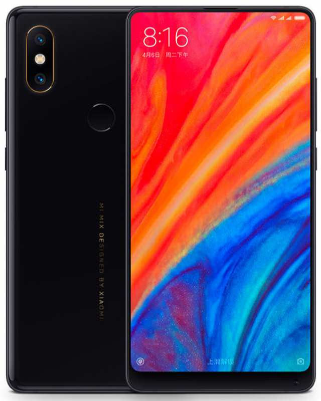 Xiaomi Mi Mix 2S Goes Official with Snapdragon 845, Dual Rear AI Cameras