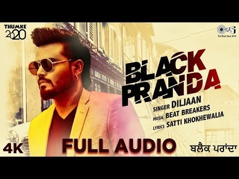 Black Pranda Lyrics Diljaan New Punjabi Song Mp3 Download 2020