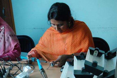 Grameen Shakti - 2008 Ashden Award winner