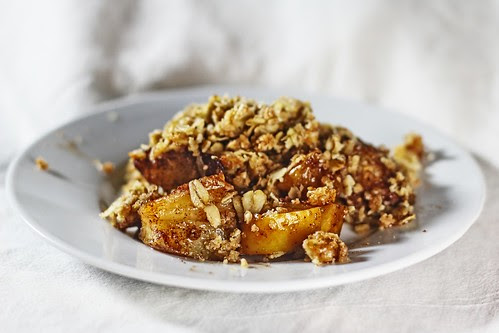 Pear Apple Crisp