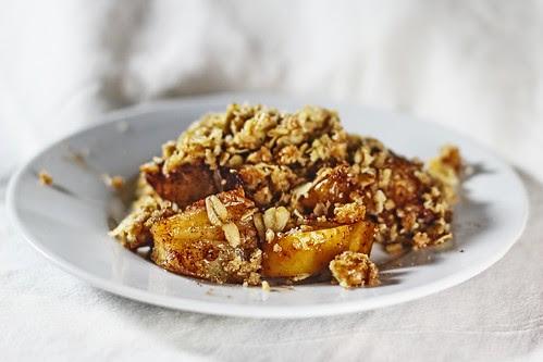 Pear Apple Crisp
