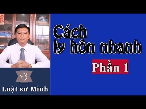Tư vấn thủ tục ly hôn nhanh tại Bình Phước