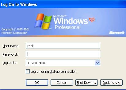 Samba Print Server XP Workstation Added