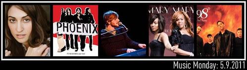Music Monday 5.9.2011