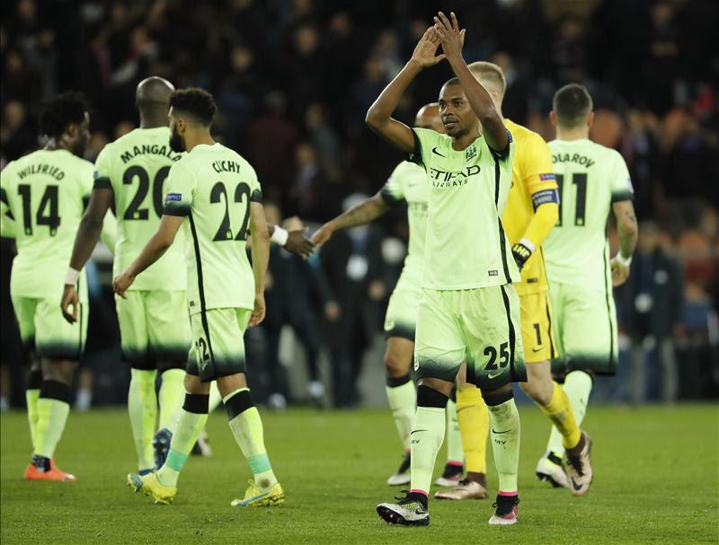 PSG boss Laurent Blanc: Man City were a much stronger team ...