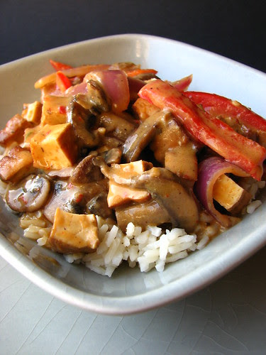 Thai Coconut Curry Stirfry
