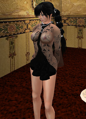 Hunt Prizes Forbidden fruit 76 Bojana Fashion female gift sexy cocktail suit