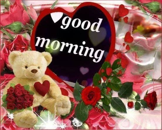 Good Morning Heart And Teddy Bears Pictures Photos And Images For