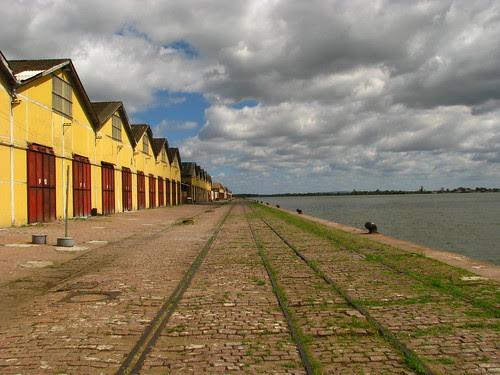 O porto que os portoalegrenses esqueceram