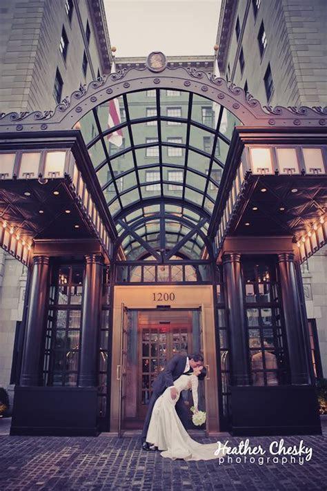 Washington DC Wedding Photography at the Jefferson Hotel