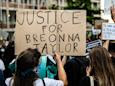 Calls to 'arrest the cops who killed Breonna Taylor' have been turned into an online meme that some say has gone too far