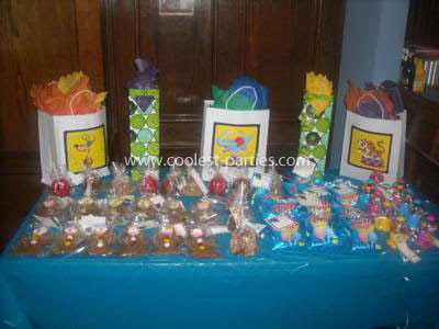 Coolest Carnival 1st Birthday Party