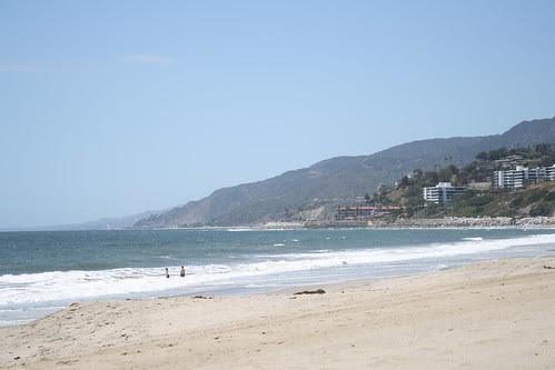 Will Rogers Beach 5/22/10