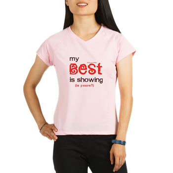 Best Showing Women's Performance Dry T-Shirt