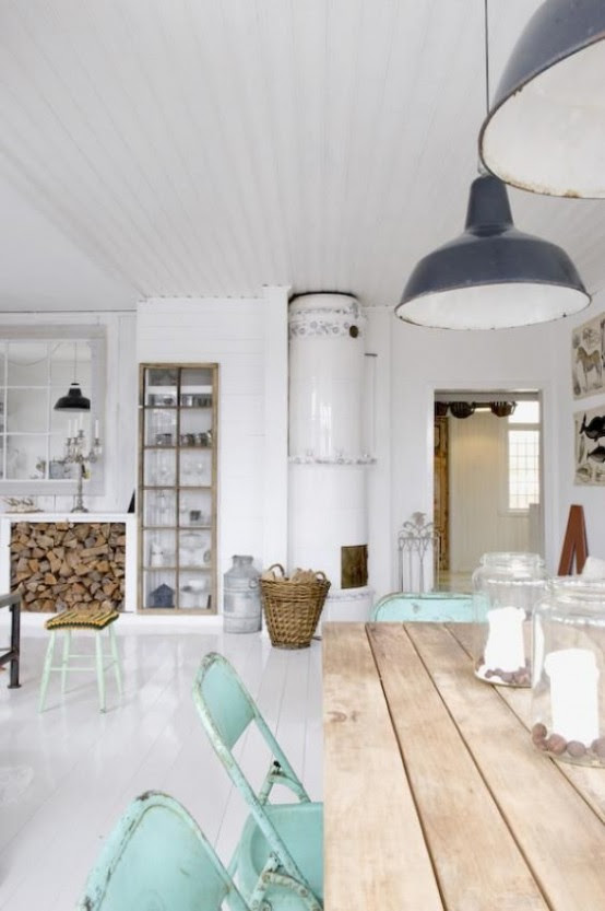 peasants, scandinavian, kitchen, interior, design, idea 9   Favimages.