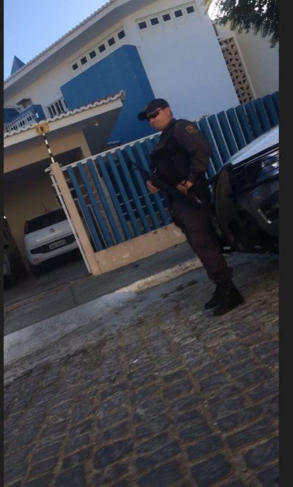 policia roberto
