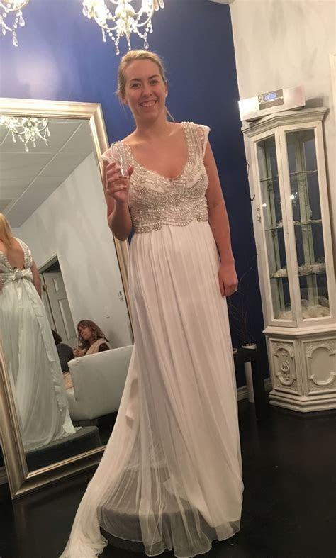 Anna Campbell Coco Silk Tulle, $2,000 Size: 4   New (Un