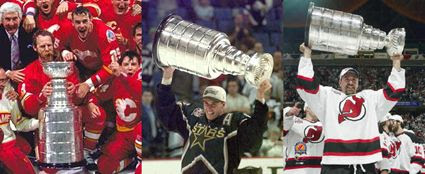Nieuwendyk Stanley Cups