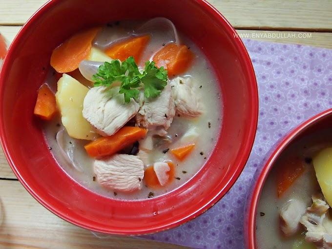 Stew Ayam Ala English