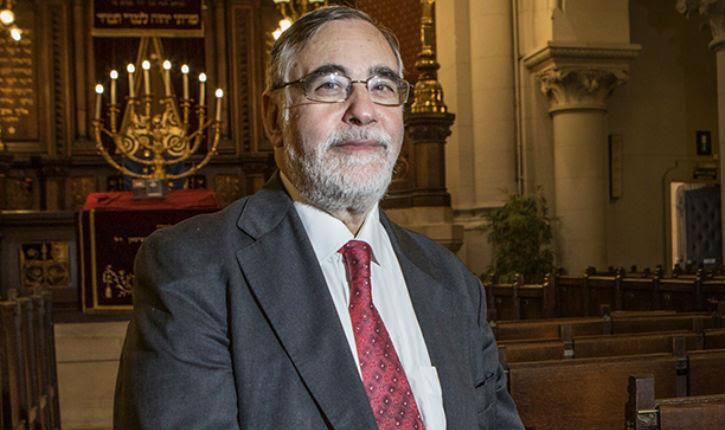 Grand Rabbin de Belgique: Un jeune garçon ne peut se promener en 'kippa' sans risquer d'être agressé»