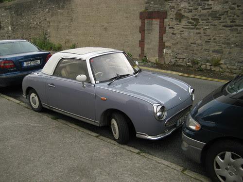Nissan Figaro in Dublin