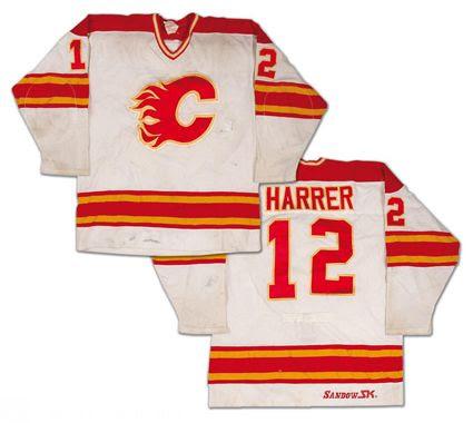 1982-83 Calgary Flames jersey, 1982-83 Calgary Flames jersey