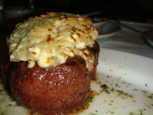 Ruth Chris Steakhouse Copycat Recipes: Blue Cheese Filet