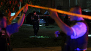 Photos: Fifty six people shot over holiday weekend