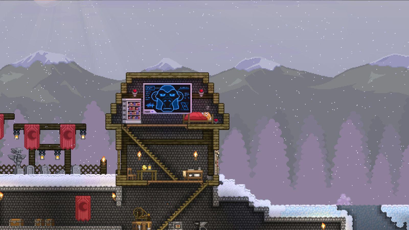 Starbound Stardate 12 5 2013 Home Base Starbound Stories