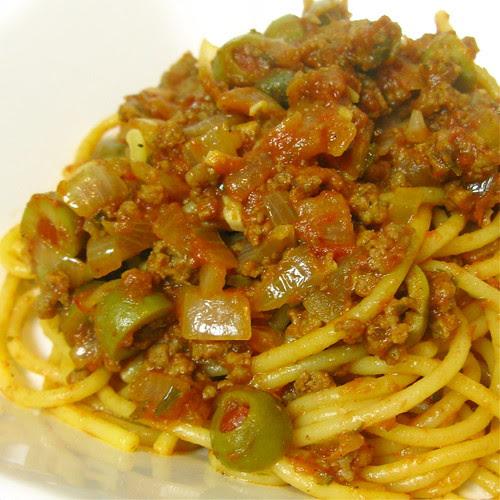 Spanish Spaghetti