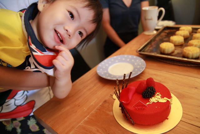 Baby M First Birthday Party #3 + Mid Autumn Festival