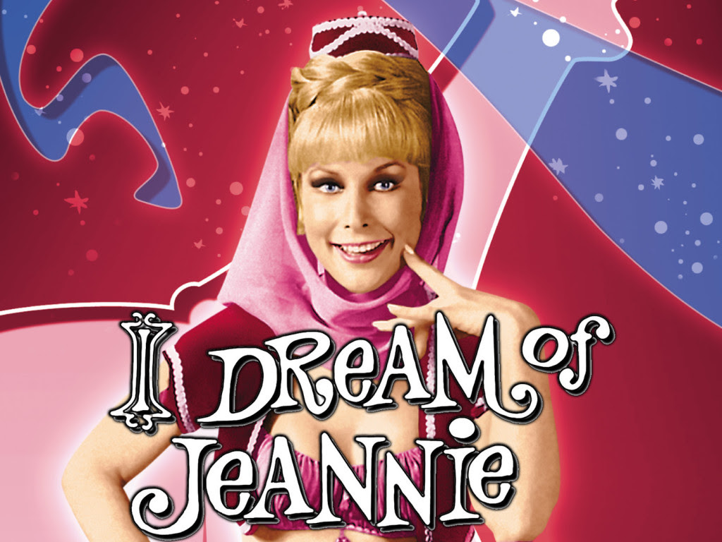 I Dream Of Jeannie Barbara Eden Wallpaper 42635829 Fanpop