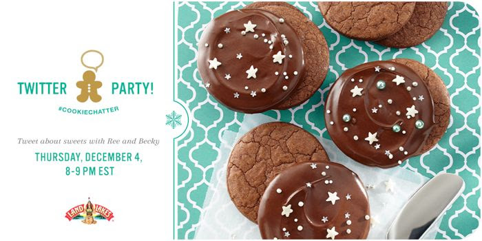 Land O Lakes Cookie Chatter Twitter Party!